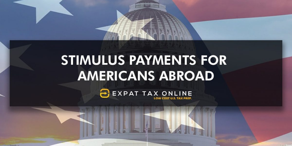 Stimulus Payments for American Expats