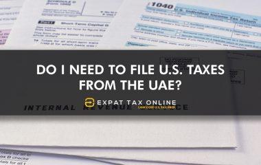 Taxes in UAE