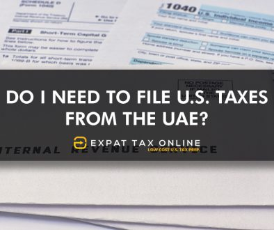 Taxes in UAE