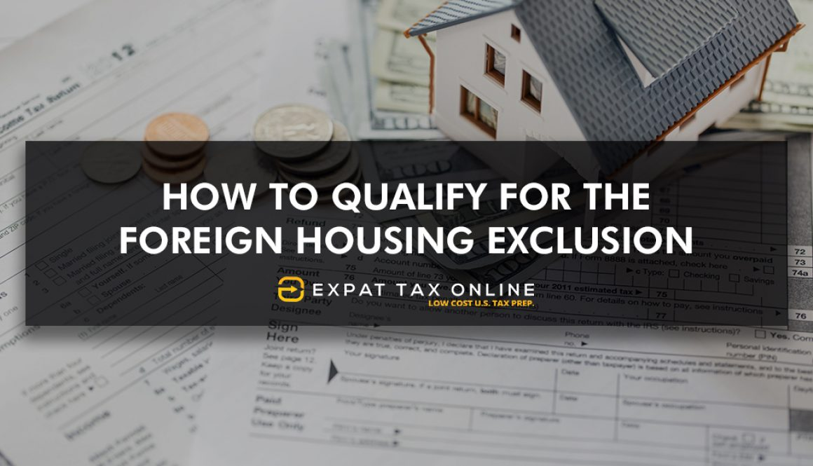 irs housing exclusion