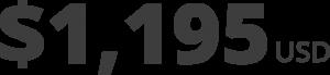 1,195
