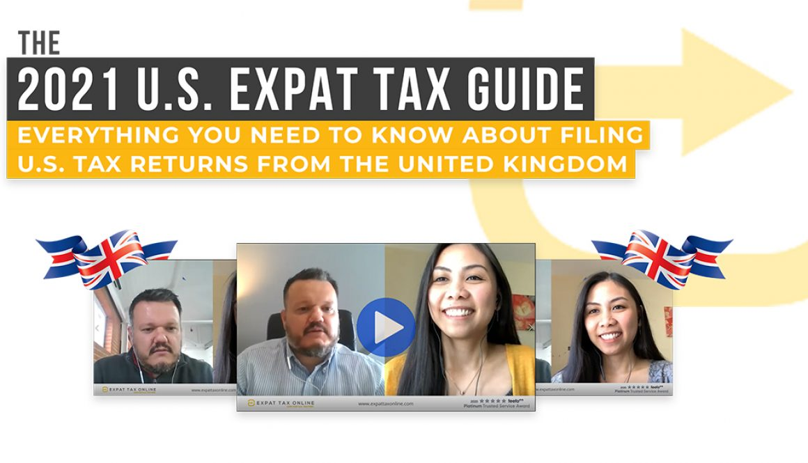 Expat Tax Online UK