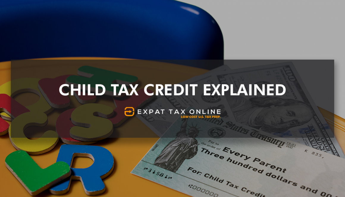 what is child tax credit banner