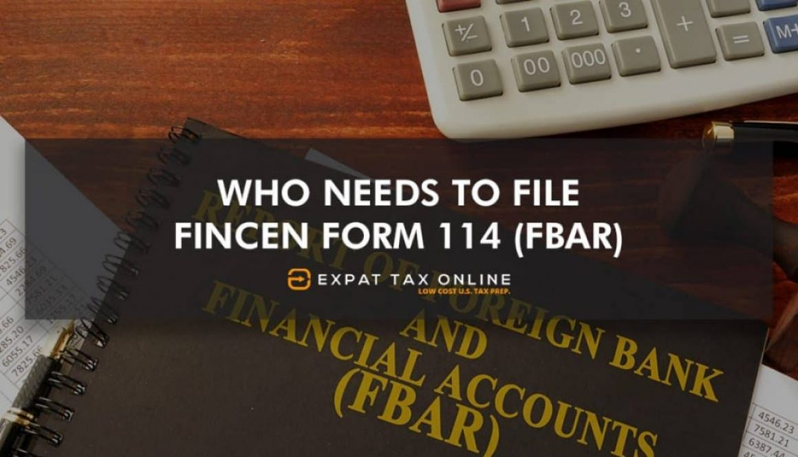 Fincen-114-FBAR