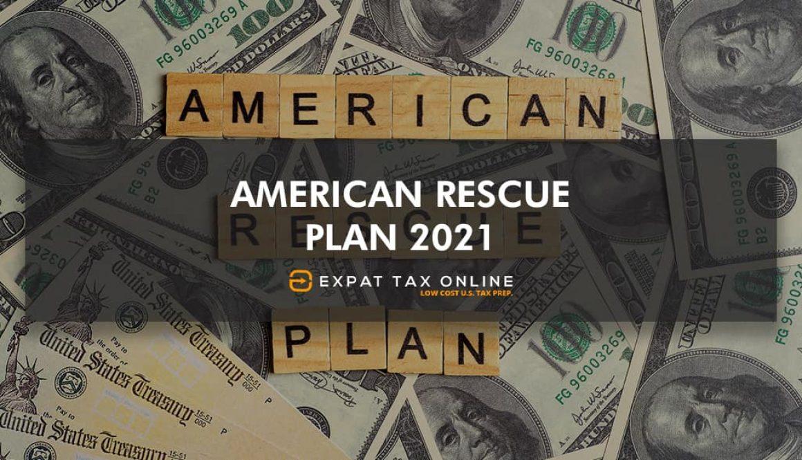 American-rescue-plan-2021